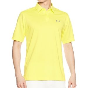 Under Armour Men's UA CoolSWITCH Microthread Polo